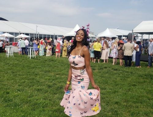 Preakness Princess: The Perfect Dress for Weddings and Summer Events