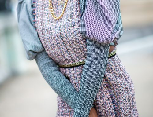 How to Style Tweed Without Looking Frumpy!