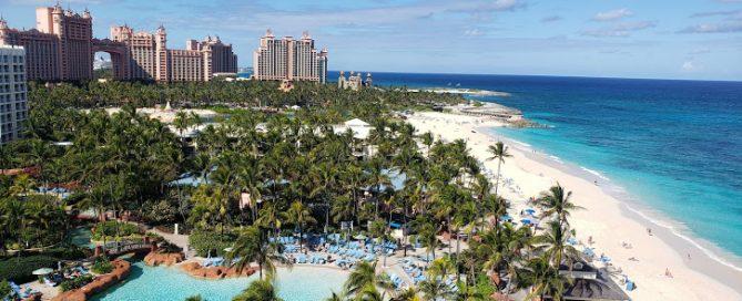 Photo of Atlantis Bahamas on the Beach
