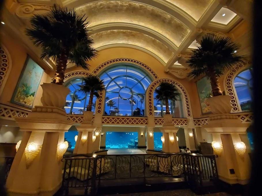 Inside of the Atlantis