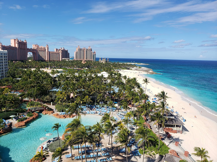 Photo of Atlantis Bahamas on the Beach