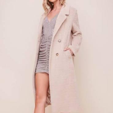 nude jacket